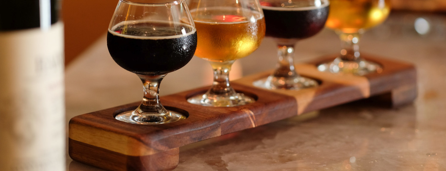 Flights And Appetizer Boards